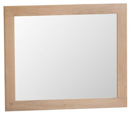 Oxford Oak Large Wall Mirror